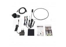 GScom HD-Set: Mini-Ohrhörer mit Kamera und Mobilfunkverbindung