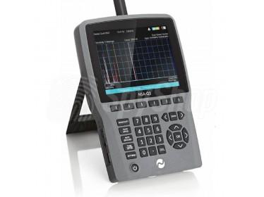 Profi Hand-HF-Spektrumanalysator HSA-Q1 Multidetektor gegen Kameras Abhörwanzen & Handys 1 Mhz - 13,44 GHz