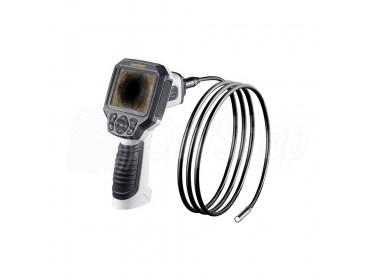 Inspektionskamera Laserliner VideoFlex G3 XXL (082.213A) mit Durchmesser von 9 mm.