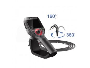 Technisches Endoskop Coantec C40. Sonde beständig gegen Flüssigkeiten, Öle und Fette