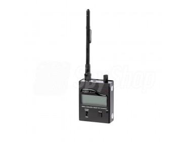 Detektor für analoge und digitale Abhörgeräte und Telefone Aceco SC-1 Plus