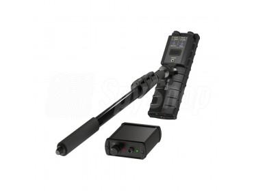 Profi Aufspürgerät für funklose Kameras, Diktiergeräte, Audiorekorder / Magnetfelder-Detektor SELCOM ST-600