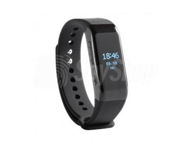 Diktiergerät in einer Armbanduhr Smartwatch Voice Recorder Schutz gegen Mobbing MVR-405