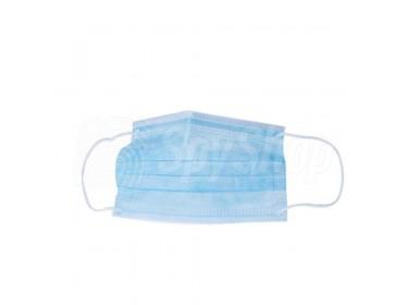 Einweg-Atemschutzmaske Chirurgische Maske  OP Maske (50-Stck.)
