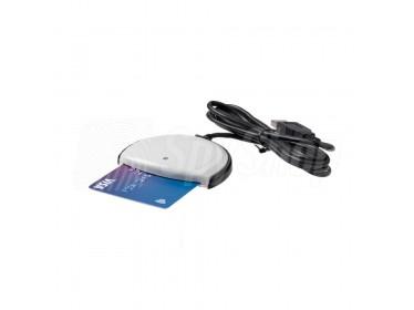 Kartenleser zum Lesen und Bearbeiten von SIM Karten und Chipkarten SCM Smart CARD READER Professional