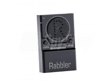 Rauschgenerator Rabbler MNG-300 zum Schutz von Businessmeetings und Privatgesprächen