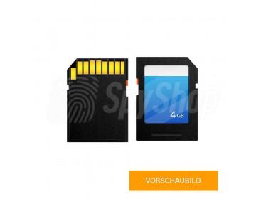 Spionage Diktiergerät versteckt in einer SD-Speicherkarte DVR-SD32