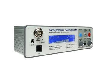 Sweepmaster F2800 Plus - professionelles System gegen Überwachung