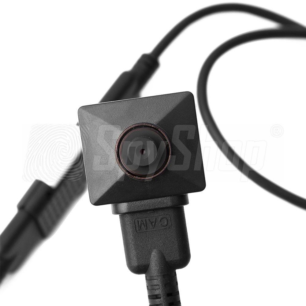 Versteckte Kamera für das Badezimmer