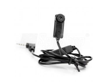 Ultra Flache Überwachungskamera MO-S2507UA mit eingebautem Mikrofon