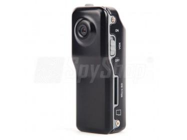Minikamera MiniDV PD-55 mit Rekorder für Sportler