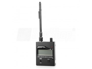 Detektor für analoge/digitale Abhörgeräte und Handys Aceco SC-1