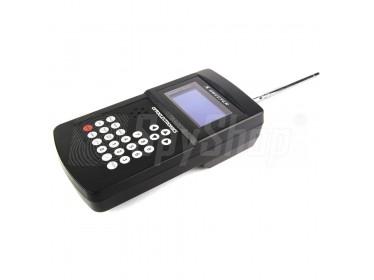Professioneller Abhörgeräte-Detektor X Sweeper mit LED-Bildschirm