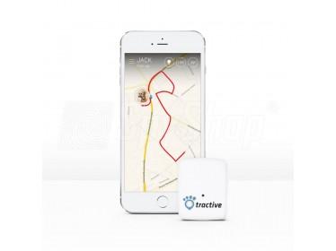Tractive TRATR1 – das GPS-Tracking-Gerät für Haustiere mit Jahresabonnement