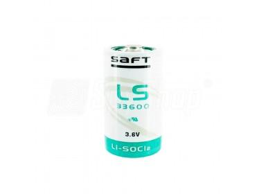 Batterie für Abhörsender SAFT LS33600 3,6V
