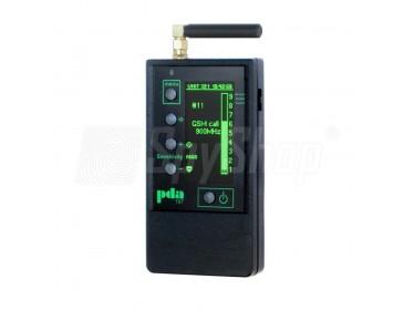 Detektor CPD-197 –  deckt Handys und Mobilfunk-Abhörgeräte auf