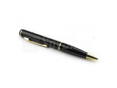 Spionage-Kugelschreiber Minikamera verkleitedt als ein Kugelschreiber Esonic CAM-3HD