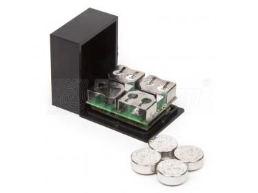 LR-32-BOX – Das Professionelle Diktiergerät mit Passwort und Betriebszeit bis zu 300h