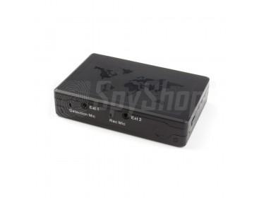 Das GSM-Babyphone GE-40S zur Kontrolle  Ihrer Umgebung