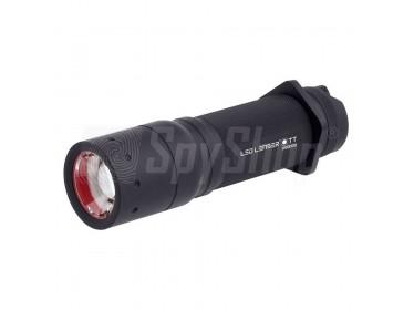 LED-Minitaschenlampe Ledlenser TT – zuverlässig in jeder Situation