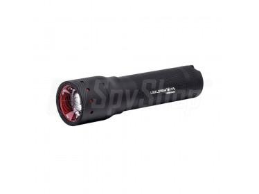 LED-Taschenlampe Ledlenser P7.2 mit präzisem Lichtbündel