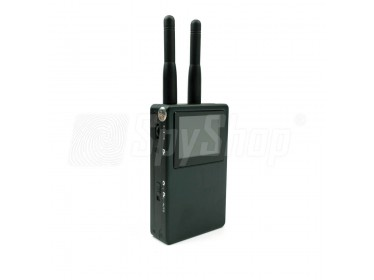 Videoscanner und Funkkamera-Detektor WCH350X