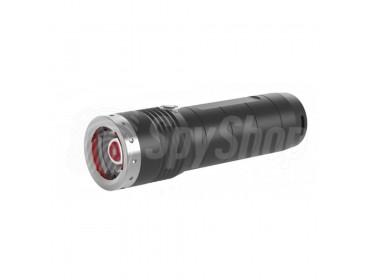 Kompakte LED-Taschenlampe MT6 Ledlenser mit 600 lm!