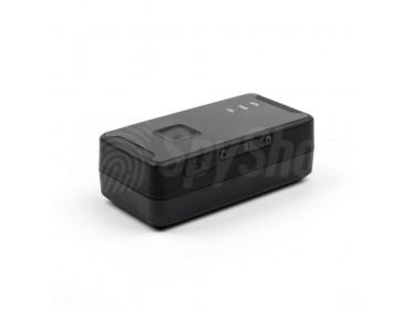 GPS-Ortungsgerät GL300W fürs Auto mit GSM-Verbindung und Routenarchiv