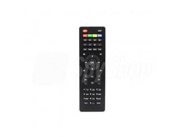 Full-HD-Kamera in TV-Fernbedienung: PV-RC10FHD