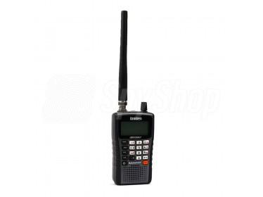 Breitbandscanner Uniden UBC125XLT (CB-Radio, AIR, UHF, VHF)