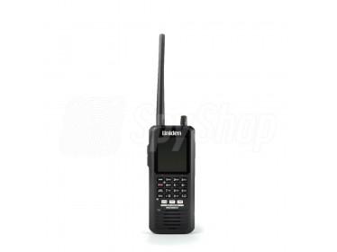 Uniden 3600XLT Moderner Scanner für Funk-, Flugfunk und Kurzwellenfunkfrequenzen